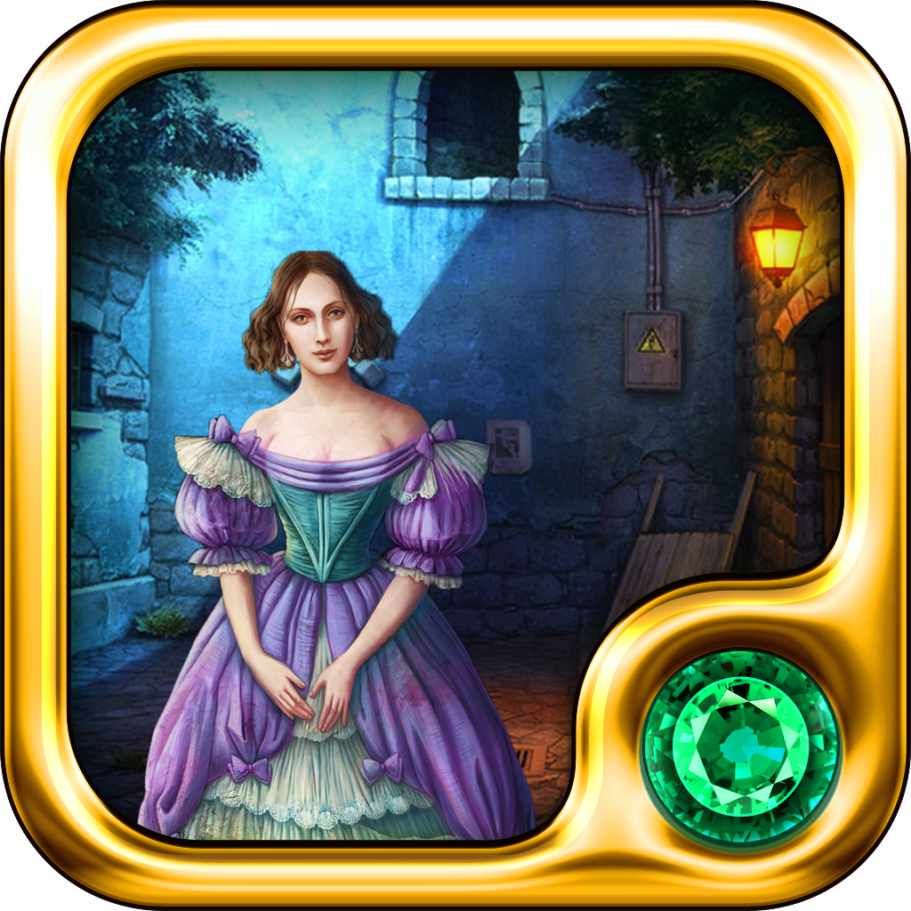 神秘物品:Hidden Object: Victoria Vane The Picture Of Curse
